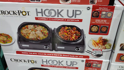Entertain guests with the Crock-Pot Hook Up