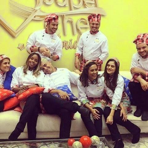 Super Chef Ana Maria Braga no Mais Você com André Marques, Thaissa Carvalho... começou!