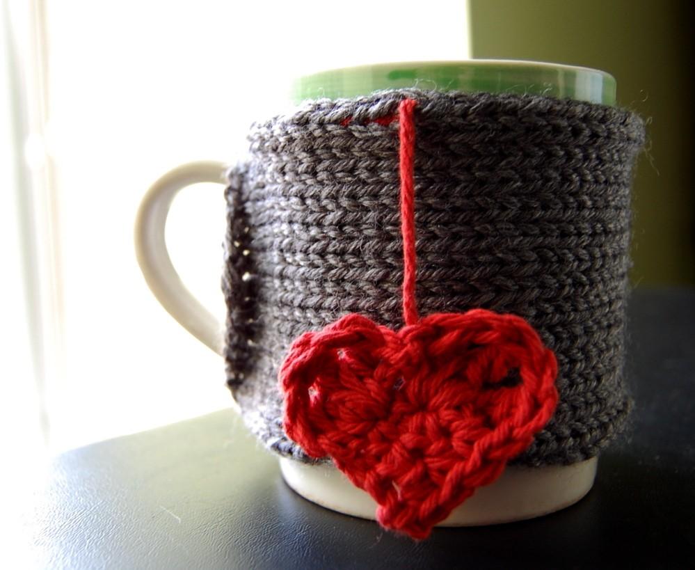 Подарок своими руками вязания крючком