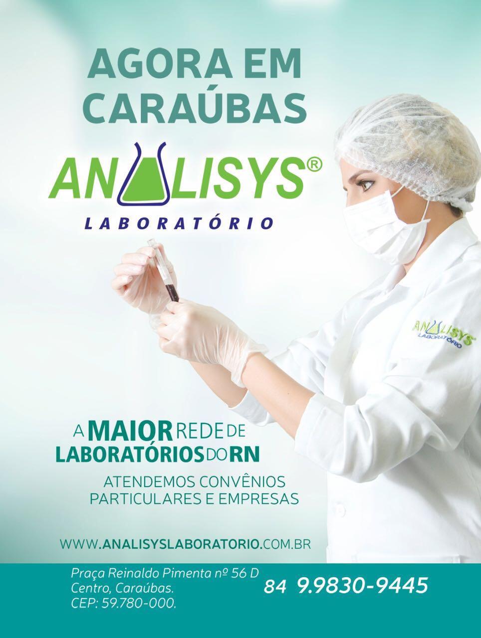 ANALISYS LABORATÓRIO