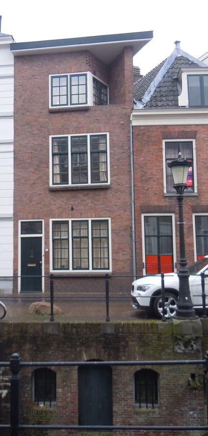 Ridderschapkwartier een makelaar aan de gracht woonhuis wordt kantoor aan huis - Kantoor aan huis outs ...
