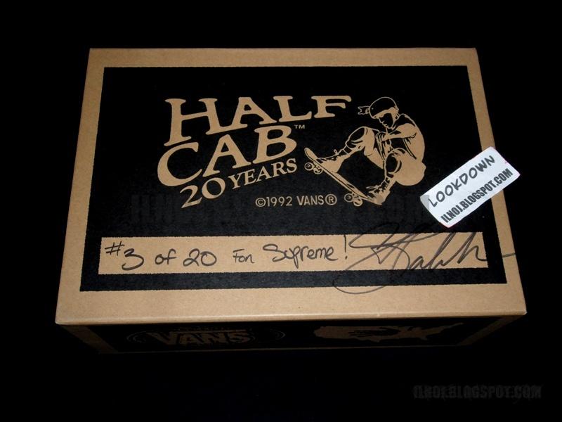 vans half cab duct tape