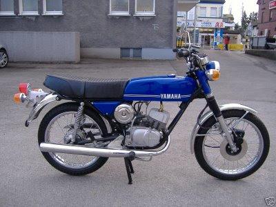 Yamaha Rdm