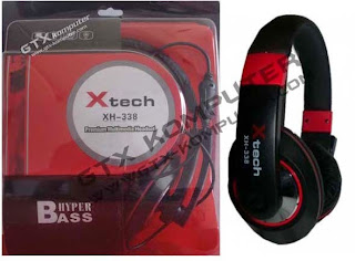 Headset X-Tech XH-338