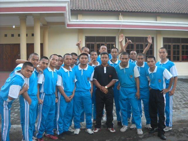 Pelatihan Pra Pemberangkatan Tahap 1 (Daerah) di BLK Boyolali