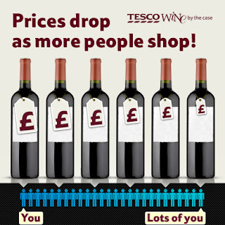 Tesco wine co-buys