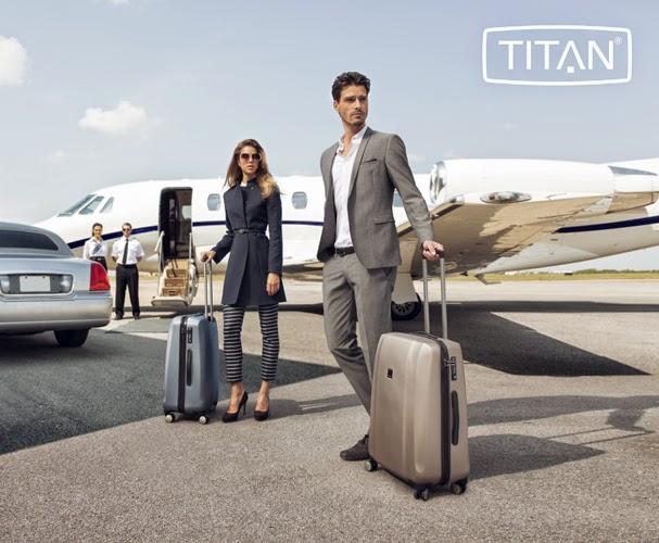 Titan Bags, Titan Reisegepäck, Titan Koffer