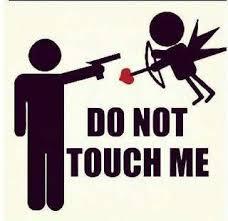 DP Gambar Keren Tolak Perayaan Valentine Day Lucu Say No to Valentines 2016