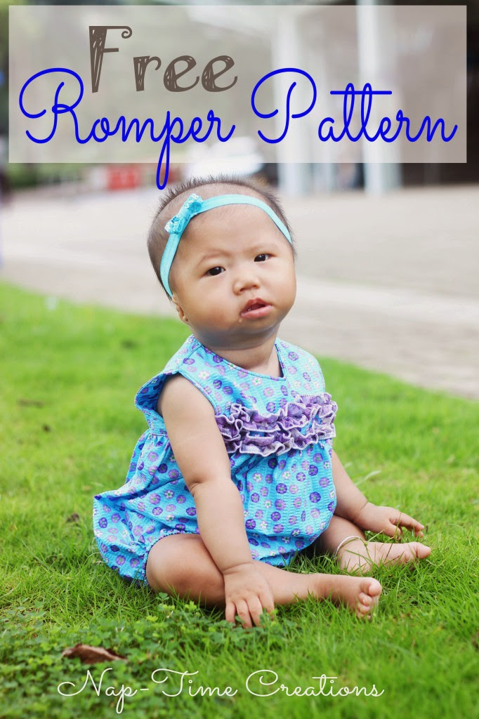 Romper sewing pattern