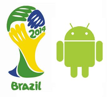 mundial en tu android