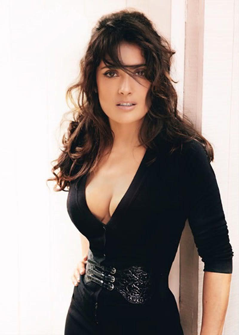Actress salma hayek mine