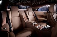 Rolls-Royce Wraith (2014) Interior 2