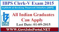 IBPS Clerk Exam 2015