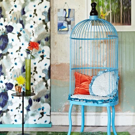 Jaulas Decoracion Ikea ~ Vintage & Chic ? Blog decoraci?n Vintage DIY Ideas para decorar