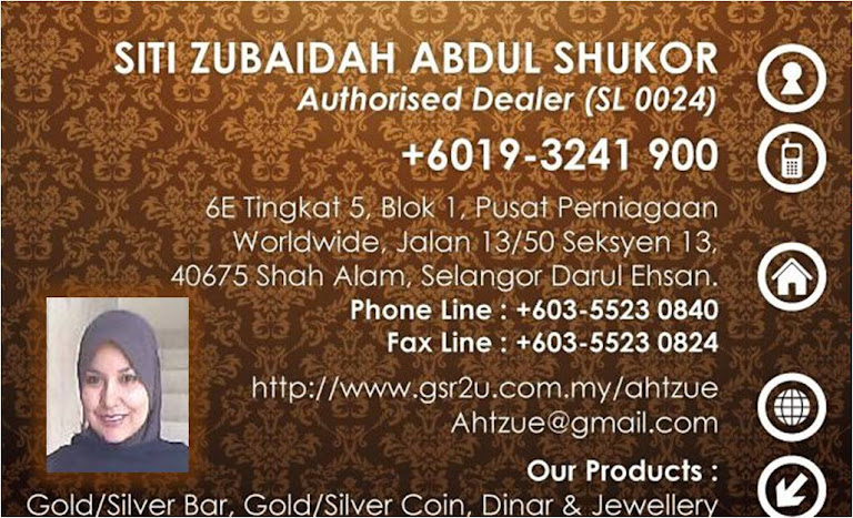 Authorised Gold/SIlver Dealer