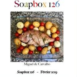 SOAPBOX 126, FEUILLET DE L'UMBO, ART & POÉSIE, FÉVRIER 2019