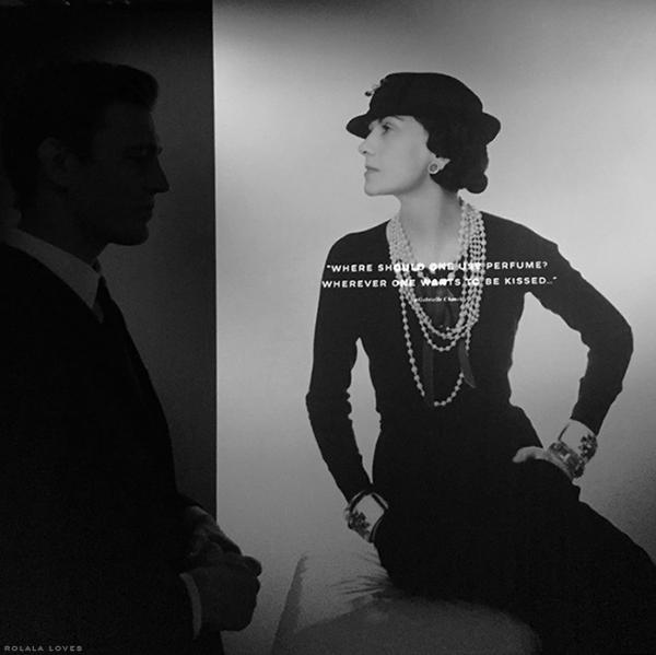 Chanel No. 5, Chanel Exhibition, #n5ny