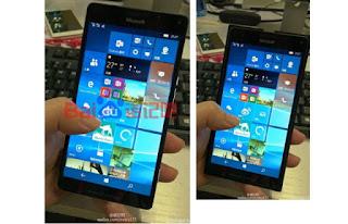 Microsoft Lumia 950 XL, smartphone, Lumia