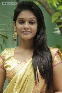 Actress-Neha-in-Saree