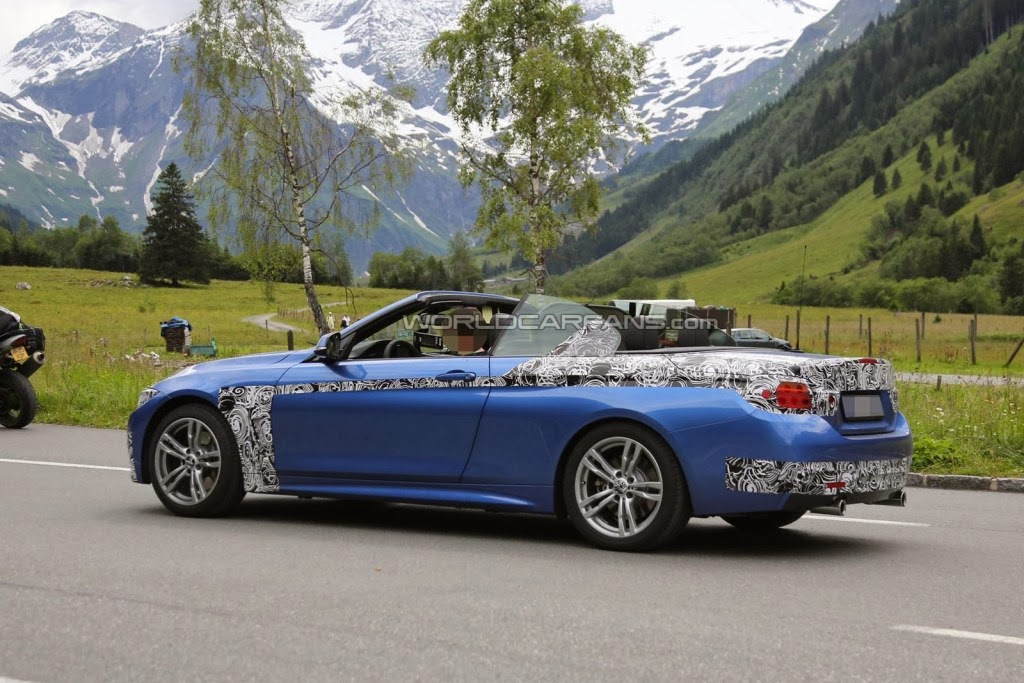 2014 BMW 4-Series Convertible Wallpaper