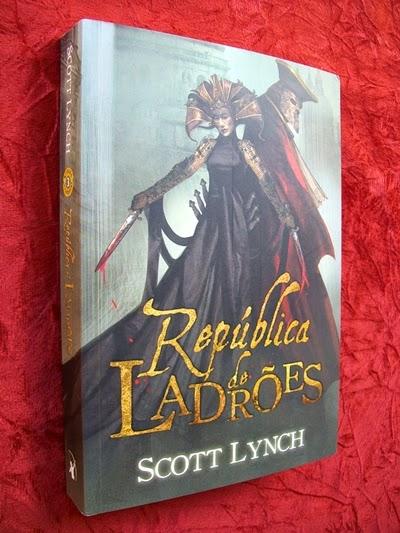 República de Ladrões - Nobres Vigaristas # 03 - Scott Lynch