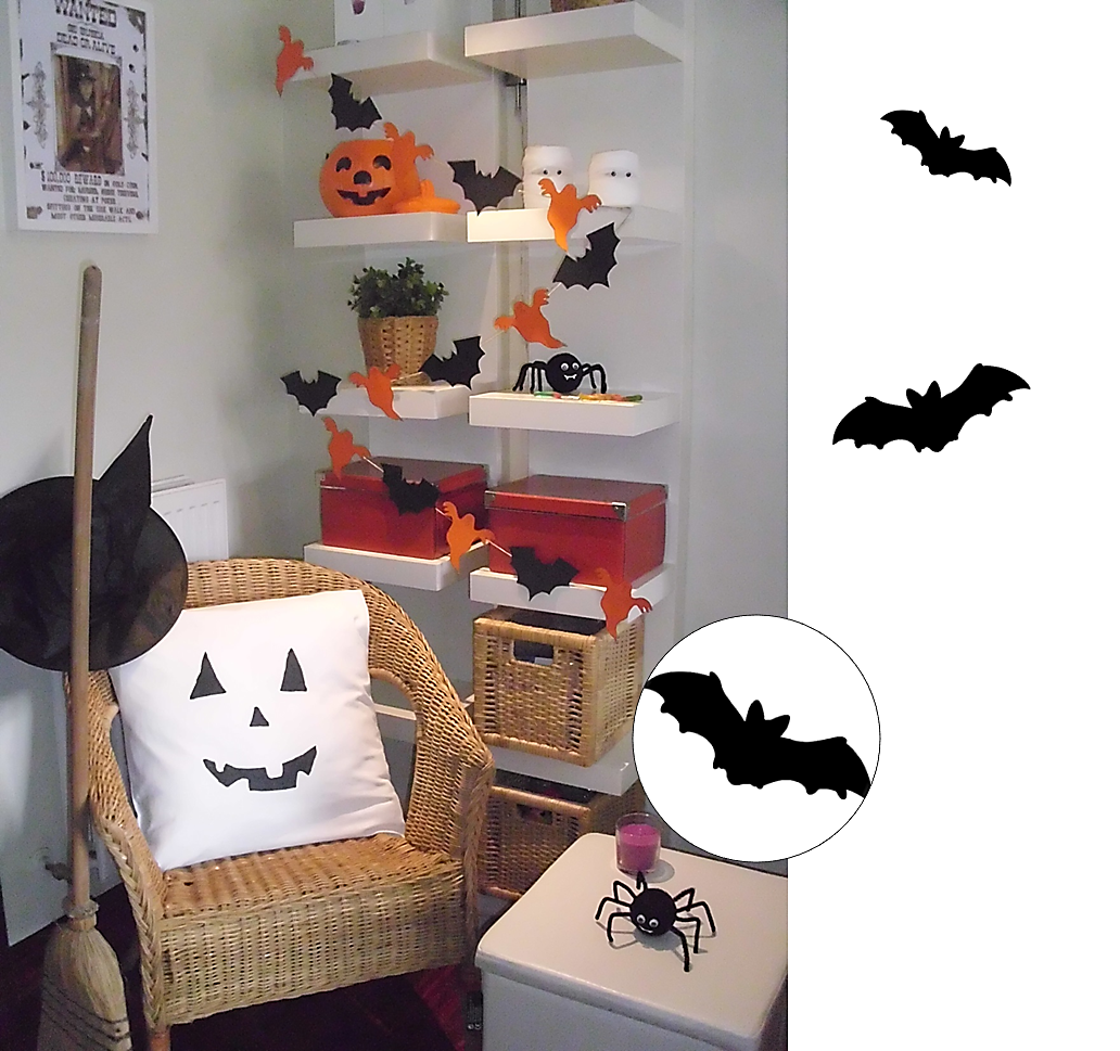 Diy Decoracion Halloween ~ Decoraci?n F?cil DIY PARA #HALLOWEEN EN DOS MINUTOS COJIN DE
