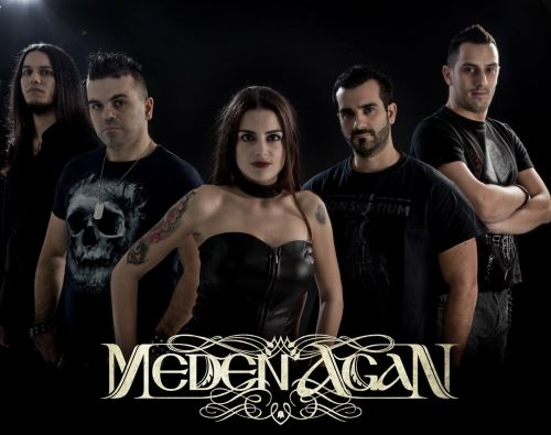 MEDEN AGAN: Ανακοίνωσαν την νέα τους τραγουδίστρια