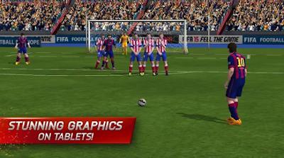 FIFA 15 Ultimate Team Apk Image