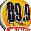 ouvir a Rádio FM Diário 89,9 São José do Rio Preto SP