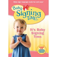 Baby Signing Time title=