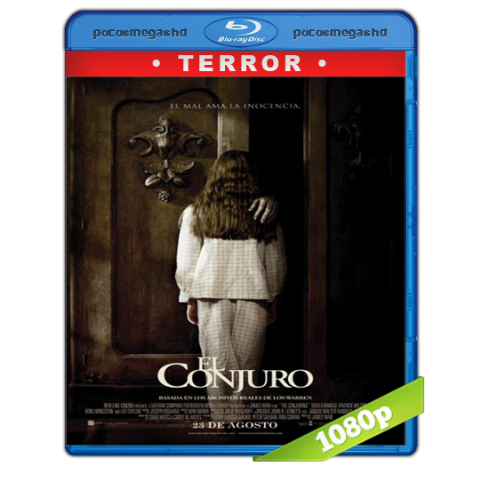 El Conjuro (2013) BRRip 1080p Audio Dual Latino/Ingles 5.1 (peliculas hd )