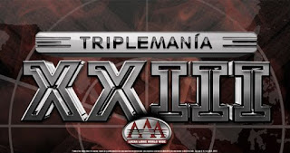 TRIPLEMANIA en Mexico 2015 comprar y ganar boletos hasta adelante VIP