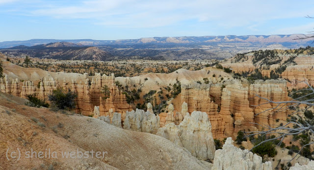 The view from Fairyland Point in Bryce Canyon National Park