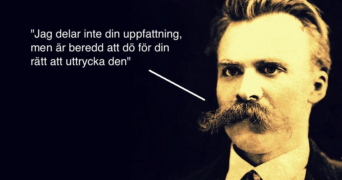 Citaten Nietzsche : Tankar från trakorien citat eller icke
