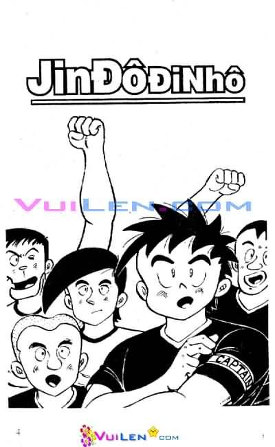 Jindodinho - Đường Dẫn Đến Khung Thành III Tập 56 page 4 Congtruyen24h