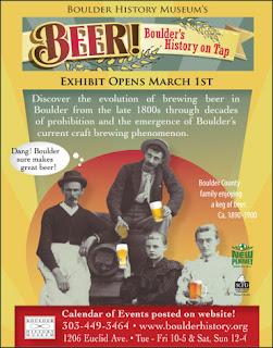 Beer - Boulder's History on Tap