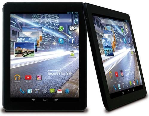 Design anonimo del nuovo tablet 3G da 9,7 pollici di Mediacom