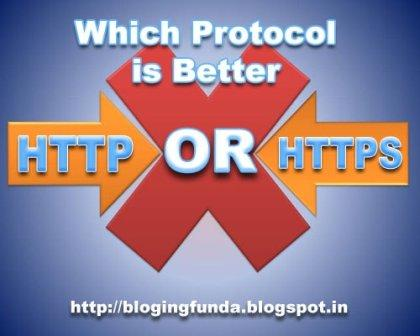 To convert your blogspot blog from non secure to a secure blog, google has given an inbuilt feature to its blogspot bloggers.