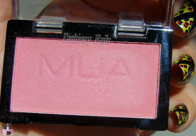 MUA Blusher in Shade 2