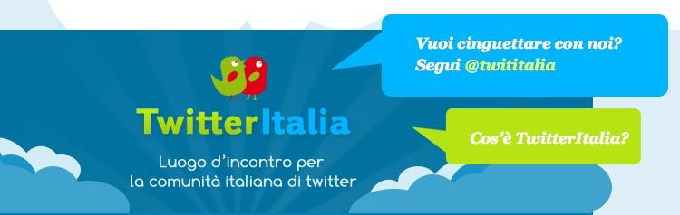 twitter italia 2012 numeri