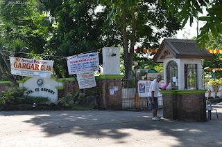Sta. Fe Gate, Bacolod City