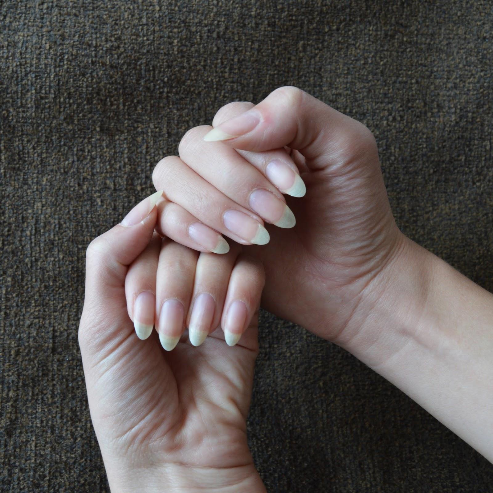 All About My Nails | LAURA BADURA