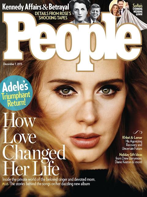 Singer, @ Adele Adkins - People USA