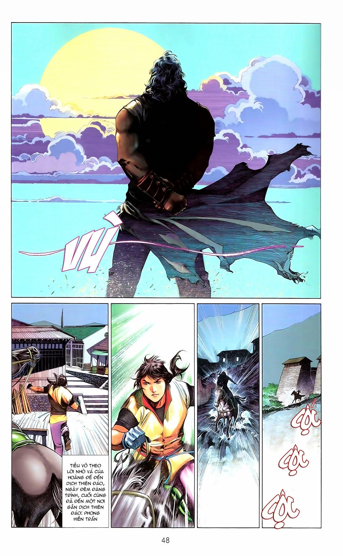 Phong Vân chap 672 Trang 48 - Mangak.info