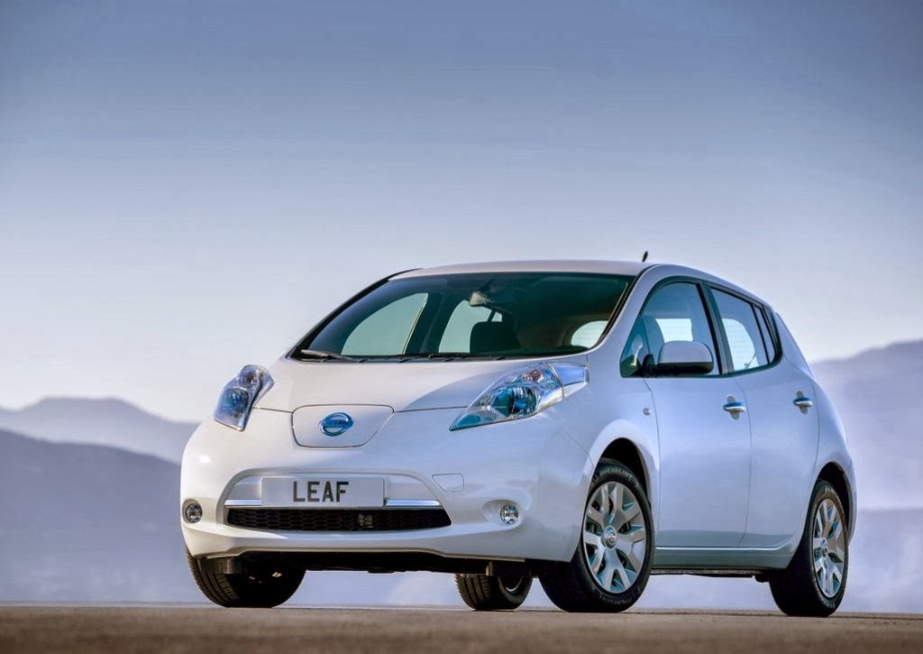 Thinking About It The 2013 Nissan Leaf