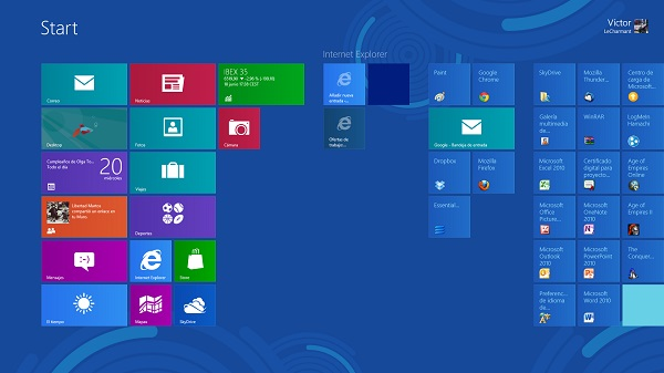 Windows 8 y Windows 7 Diferencias