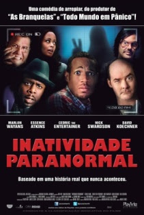 Inatividade Paranormal &#8211; Dublado 