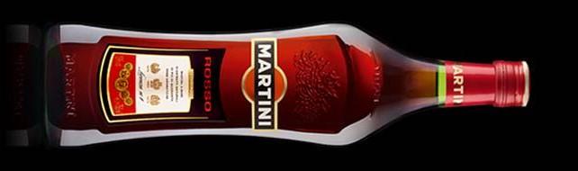 Martini Rosso.