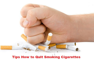 Tips How to Quit Smoking Cigarettes