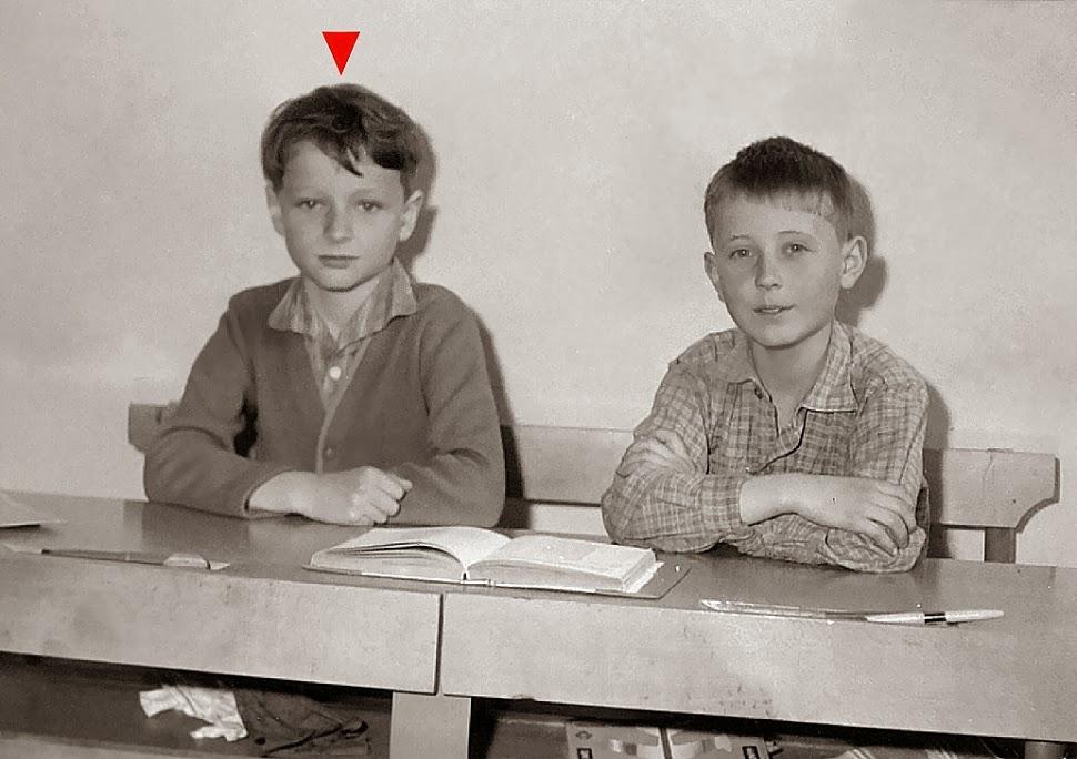 Třetí třída základní školy